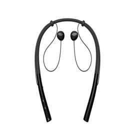 芒果人 Q14 无线蓝牙耳机运动音乐耳塞iphone7/8/6s双耳颈挂脖式跑步苹果小米oppo华为通用