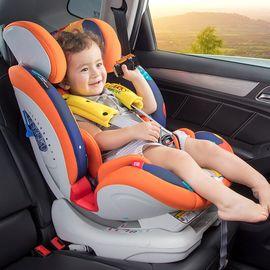 感恩 儿童汽车安全座椅isofix硬接口 艾斯利系列 适合0-12岁