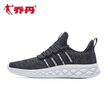 乔丹 女跑步鞋 2018新款跑鞋 时尚轻便休闲鞋女透气网面跑步鞋XM3680227