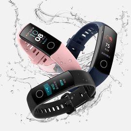 华为 荣耀手环4正品新品触控大彩屏心率手环4 AMOLED触控大彩屏心率手环