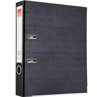 齐心 (COMIX)A105A 经济型快劳夹/文件夹A4 2寸 黑色