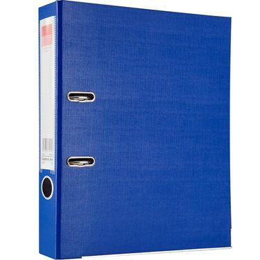 齐心 (COMIX)A105A 经济型快劳夹/文件夹A4 2寸 蓝色