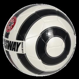 Crossway/克洛斯威 2019年新款足球 5人制低弹足球 PU耐磨耐踢4号球  415