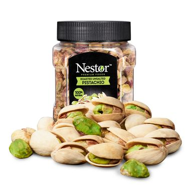 Nestor/乐事多 盐焗开心果罐装255g盐焗原味可选