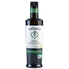 Bellucci 【意大利进口有机橄榄油】750m 贝鲁奇有机特级初榨健康橄榄油食用油
