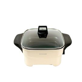圈厨 小米有品  多功能家用电火锅