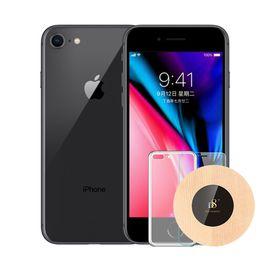 Apple/苹果 【赠】苹果iPhone 8 64G 全网通 苹果8 国行全新正品(赠D8木质无线充电器+壳膜)