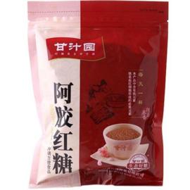 中粮 甘汁园阿胶红糖(立式装 350g)