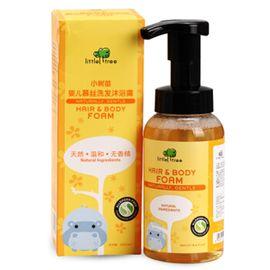 小树苗 婴儿慕丝洗发沐浴露 250ml AO025002