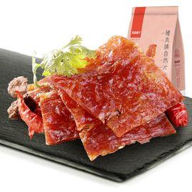 良品铺子 猪肉脯(香辣味)100g
