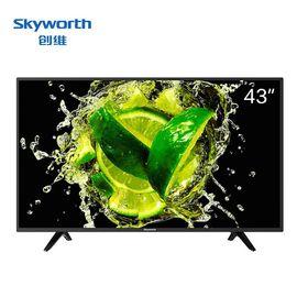 创维 Skyworth 43X6 43英寸高清智能网络WIFI平板液晶电视机42