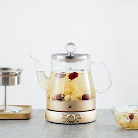 ABS 爱彼此 TeaTime智能喷淋式煮茶器(2件组)