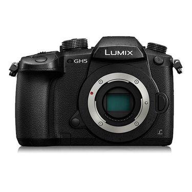 【苏宁】松下(Panasonic)DC-GH5GK微单相机 单机身(无镜头)