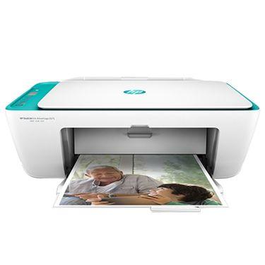 惠普 HP  惠众彩色无线wifi一体打印机 (复印扫描) DESKJET 2623绿色