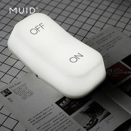 MUID 重力感应灯开关灯 创意节能卧室床头喂奶可充电小夜灯氛围灯