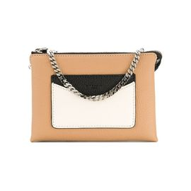 Givenchy/纪梵希 DUETTO系列 女士拉链开合手拿包单肩包