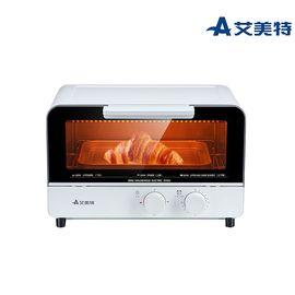 艾美特 【新品上市】 多功能全自动蛋糕家用镜面烤箱12L
