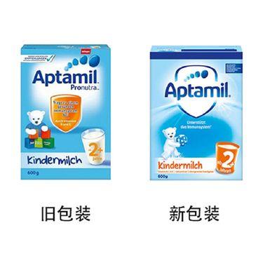 aptamil/爱他美 德国爱他美Aptamil奶粉2+段600g 德国 ENJOY LIFE