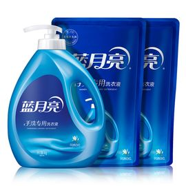 蓝月亮 超值6斤组合(1kg手洗瓶*1+1kg手洗袋*2