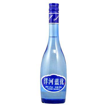 【易购】洋河 蓝优 42度 200ml白酒(新老包装随机发货)