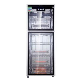 【易购】索奇(Suki)立式消毒柜ZTP288-3 230L 家用消毒柜商用大容量双门碗柜