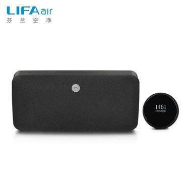 【易购】LIFAair汽车载空气净化器LAC100新车内除甲醛除雾霾烟味异味PM2.5