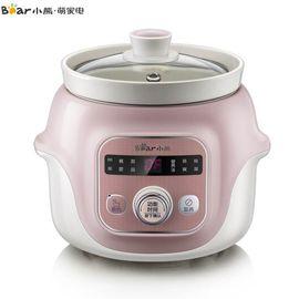 【易购】小熊(Bear)电炖锅 DDG-D10B1 粉色