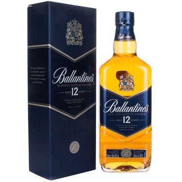 【易购】百龄坛 12年苏格兰威士忌700ml(40度)洋酒