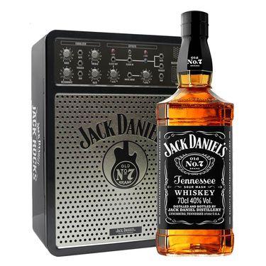 【易购】杰克丹尼田纳西州威士忌音箱礼盒 700ml