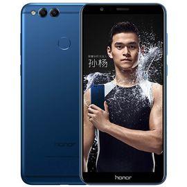 【易购】荣耀畅玩7X (BND-AL10或00) 4GB+64GB 全网通高配版 极光蓝 智能手机