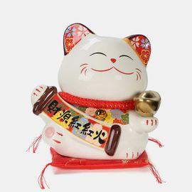 唯品优选【唯品会】财源红红火招财猫