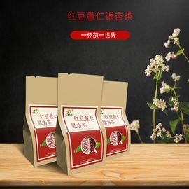 晶茶 红豆薏米芡实茶赤小豆薏仁银杏茶苦荞大麦茶叶非水果花茶组合男女