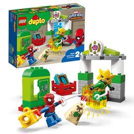 LEGO 乐高 duplo系列 蜘蛛侠对战电王 10893