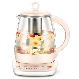 苏泊尔 SUPOR 养生壶 全自动加厚玻璃煮茶壶 多功能养生壶 SW-15Y10