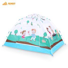 SEMOO 童话王国印花帐篷