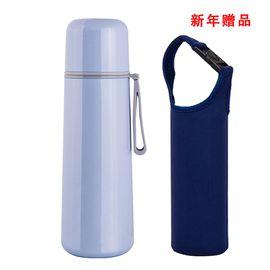 lanpiind 郎品 304不锈钢保温杯子弹头女便携儿童学生水杯子