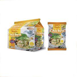 维塔曼 马来西亚进口鸡汤 冬阴功 海鲜 咖喱口味方便面泡面干拌面食品390g