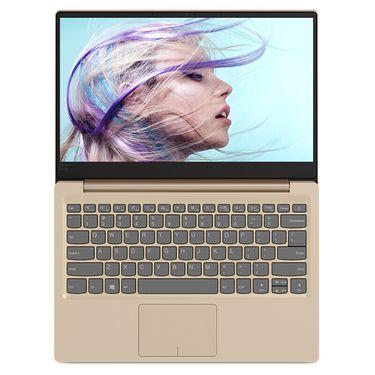 联想 (Lenovo)小新潮7000 13.3英寸超轻薄窄边框笔记本电脑(i7-8550U 8G 512G SSD MX150金
