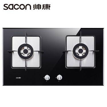 帅康 (Sacon)高热效率 大火力灶台嵌入式燃气灶具(液化气)QA-E2-35C