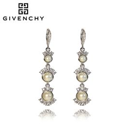 Givenchy/纪梵希 优雅时尚仿珍珠女士耳坠 60468639