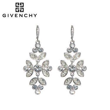 Givenchy/纪梵希 奢华华丽系列 施华洛世奇人造水晶女士耳坠60468671-NY0