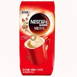 雀巢(Nestle) 咖啡1+2原味袋装 700g