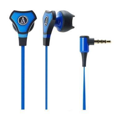 【易购】铁三角(Audio-technica)ATH-CHX5 BL 时尚魅力 单体均衡入耳式耳塞 蓝色