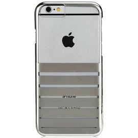 【易购】X-doria iPhone6 plus 保护套Engage Plus铬晶系列 灰色