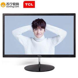 【易购】TCL T22M1 22英寸TN面板FHD全高清LED背光电脑液晶显示器(黑色)
