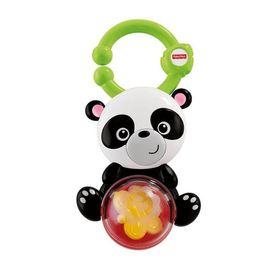 【易购】Fisher-price 费雪 缤纷动物之熊猫摇铃Y6583
