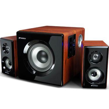 【易购】山水(SANSUI)GS-6000(60B)蓝牙音箱 台式电脑电视音响