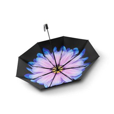 【易购】BANANAUNDER蕉下双层小黑伞系列三折伞 琉璃-BU8000