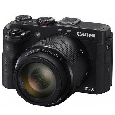 【易购】佳能canon数码相机PowerShot G3 X(黑)
