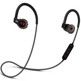 【易购】JBL UA heart rate安德玛测心率版 运动耳机 蓝牙无线 手机耳机 耳挂式蓝牙耳机 黑色